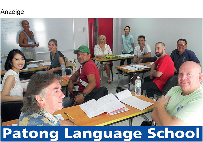 Phuket Language School, Phuket-Patong